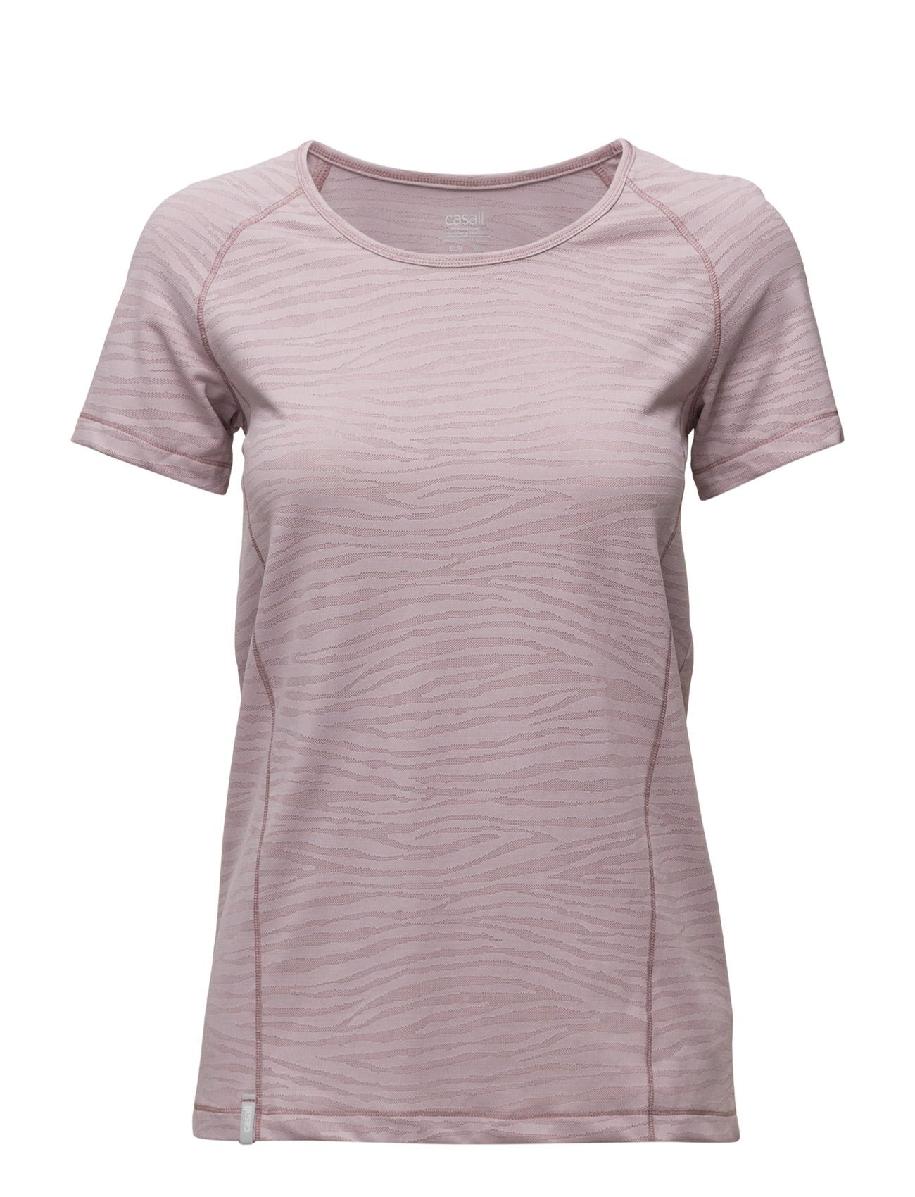 Zebra Loose Tee Casall Running T-Shirts