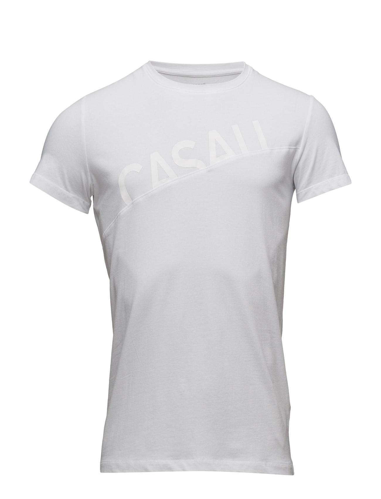 M Graphic Tee Casall Løbe t-shirts til Mænd i