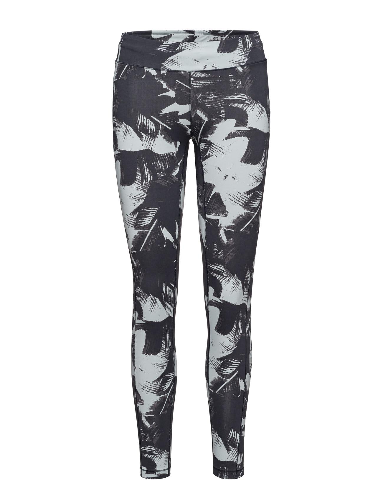 The Palm Print Tights Casall Trænings leggings til Damer i