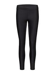 Sculpture tights - LIQUID BLACK