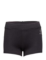 Essentials short tights - BLACK