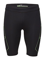 M HIT Intense short tights - NEON LIME