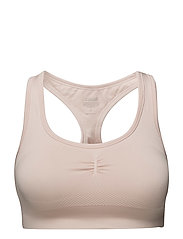 Smooth sports bra - BLUSH PINK