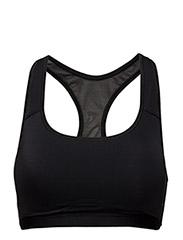 Glaring Sports bra - BLACK