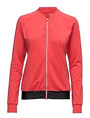 Training jacket - BRAVE RED