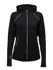 Performance warm jacket - BLACK
