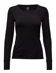 Essential long sleeve - BLACK