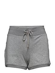 Comfy shorts - GREY MELANGE