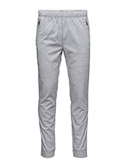 M Tech pants - GREY MELANGE