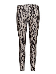 Casall - Fuzzy Print 7/8 Tights