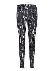 Flow 7/8 tights - FLOW WHITE