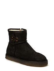BOOTS - BLACK TEJUS 040