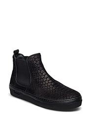 BOOTS - BLACK ANACONDA 310