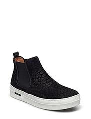 Sneakers - BLACK ANACONDA 310/WHITE SOLES