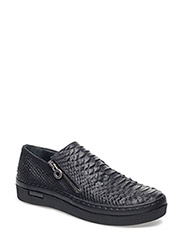 Shoes - BLACK PYTHON 2000