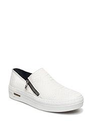 Shoes - WHITE PYTHON 2004