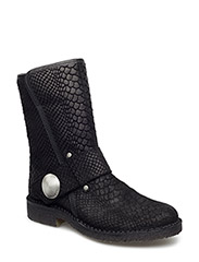 BOOTS - BLACK ANACONDA 310