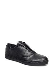 Sneakers sko - BLACK NATUR BATIDO