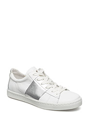 SNEAKERS - WHITE BALTIMORE/GALAXY SILVER