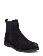 BOOTS - BLACK SUEDE 60