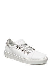 SNEAKERS - WHITE BALTIMORE/GREY CIPRO