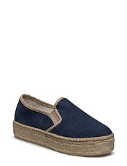 ESPANDRIL - NAVY SUEDE 59
