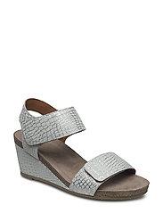 Big Sandals - WHITE CORIA 840