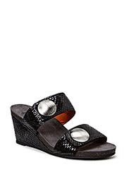 Big Sandals - Black Tamega 327