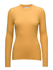 A-line sweater - YELLOW