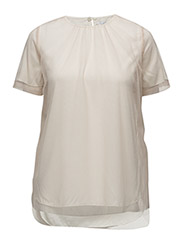 Tulle tee-shirt - POWDER