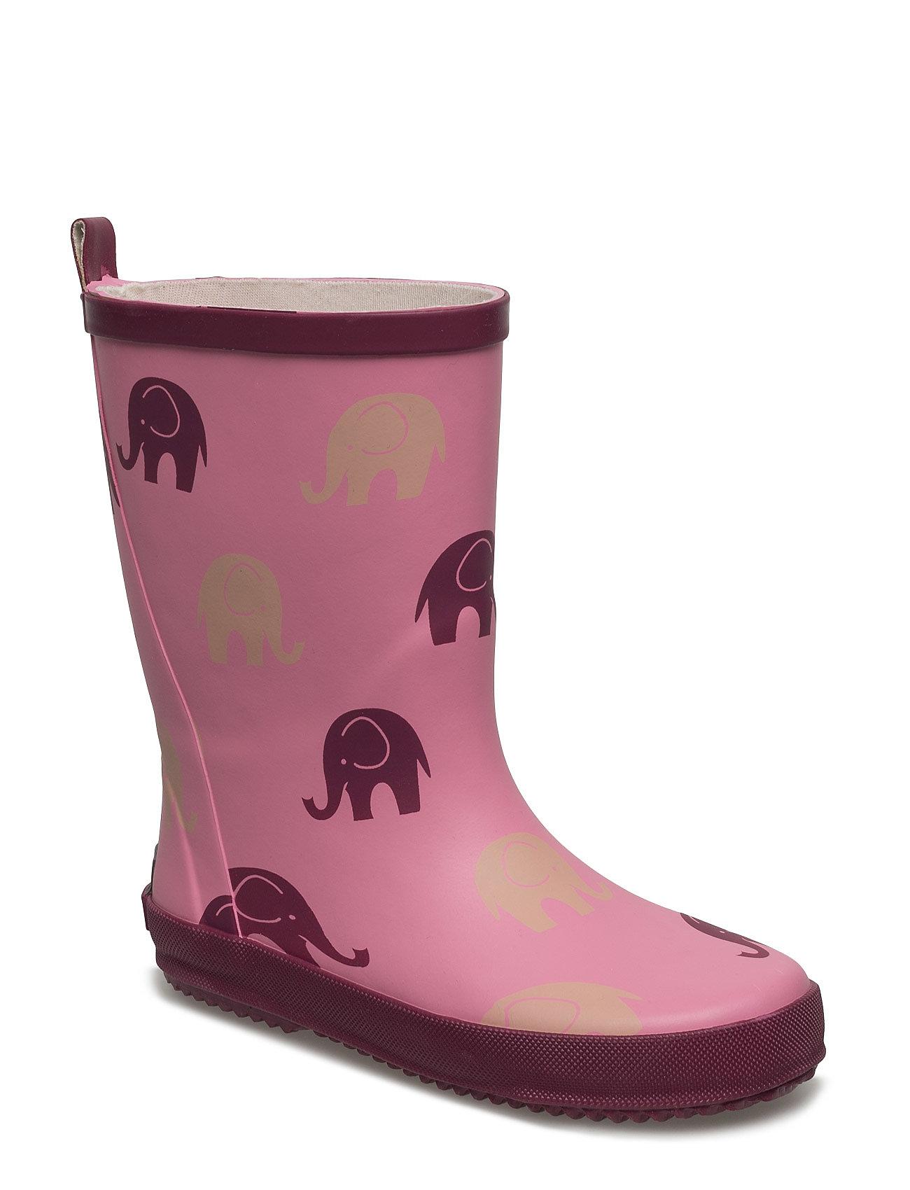 Wellies W. Ao-Elephants CeLaVi Gummistøvler til Børn i Chateau Rose