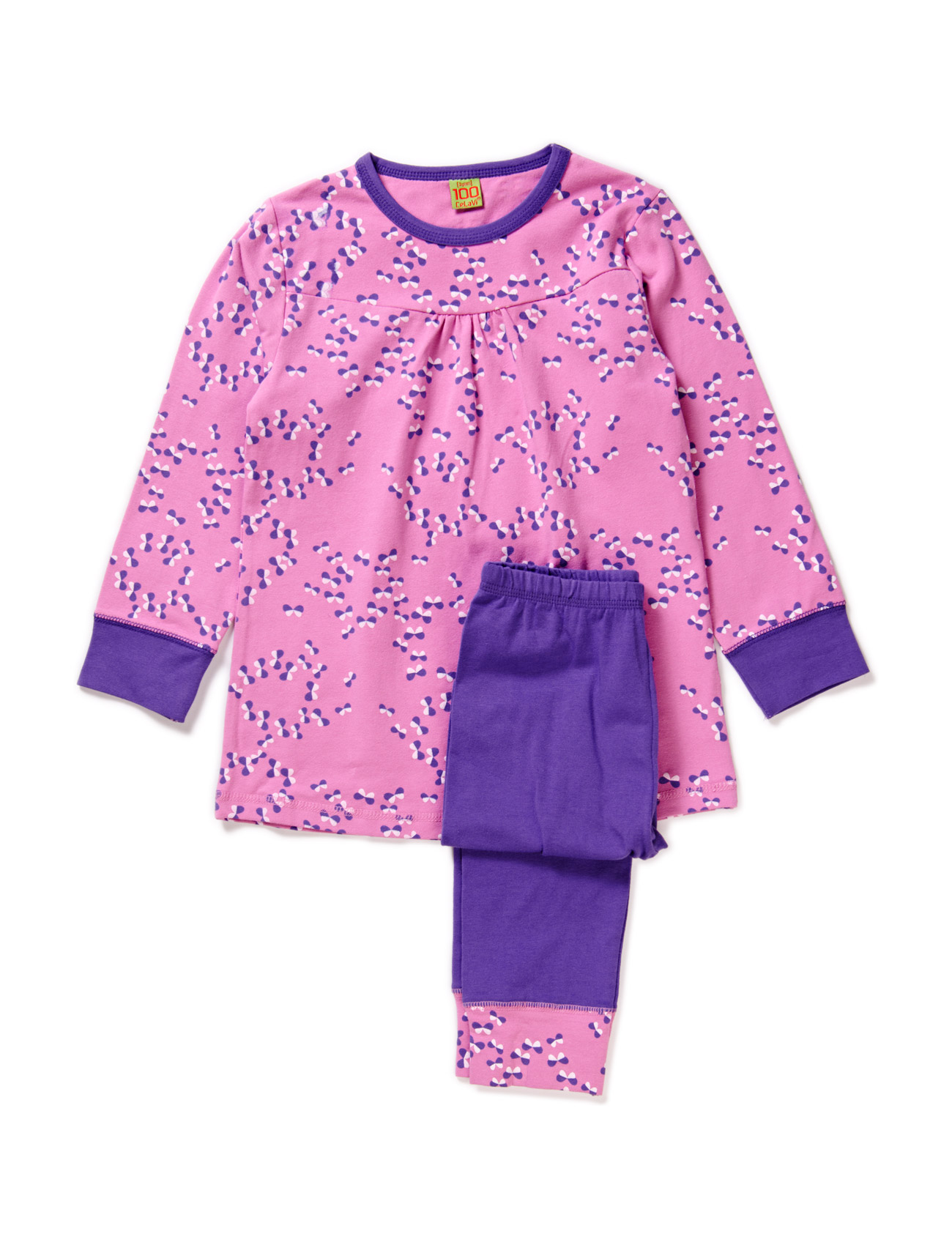 Pyjamas With Butterflies