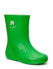 Basic wellies, solid - Green