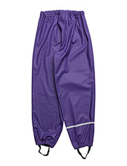 Rainwear pants, solid - Purple