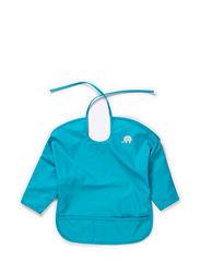 Basic PU-apron LS - Turquise