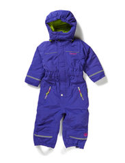 Skisuit Junior - Dark Purple
