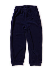 Fleece pant - solid - Navy