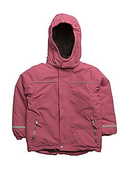 Snow jacket - Solid - ROSE WINE