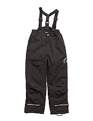 Snowpants - solid - GREY BLACK