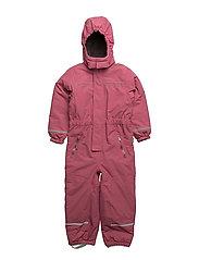 Snowsuit -solid - ROSE WINE