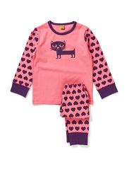 Pyjamas - Sorbet Pink