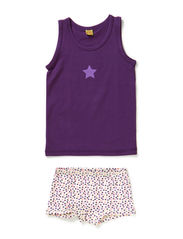 Underwear set - with stars/dots - Crown Jewel
