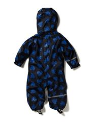 1 pc rainwear suit w.fleece lining