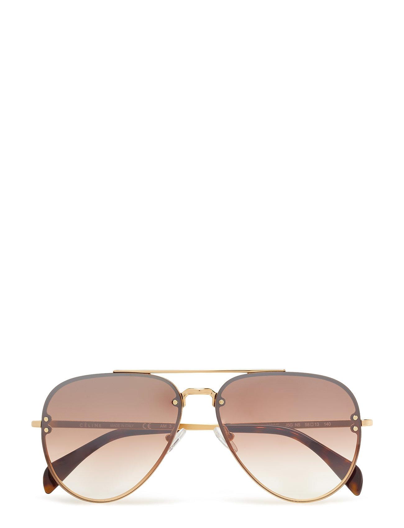 Cl 41392/S CELINE Sunglasses Solbriller til Damer i Guld