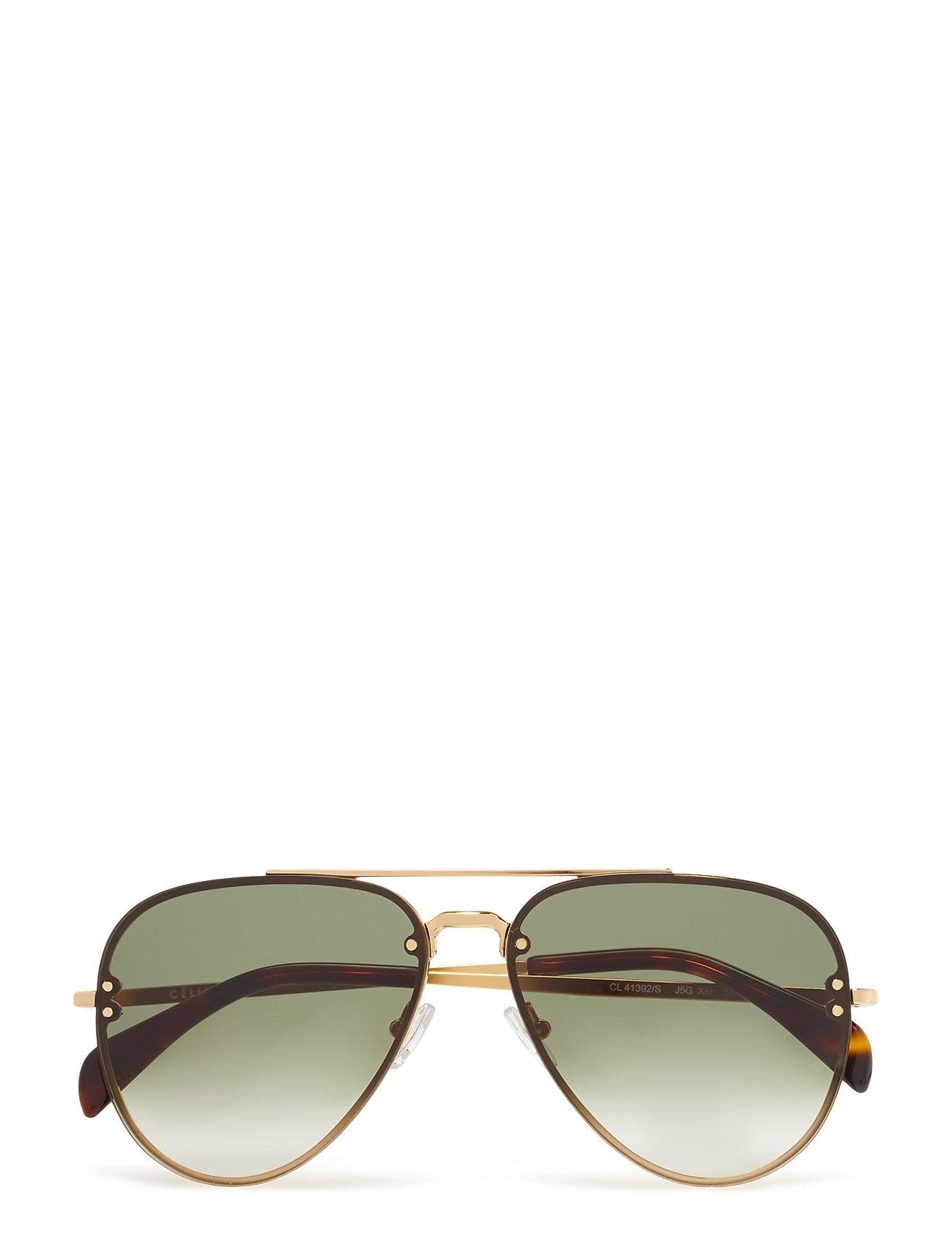 db501003d Cl 41392/S CELINE Sunglasses Solbriller til Damer i Guld ...