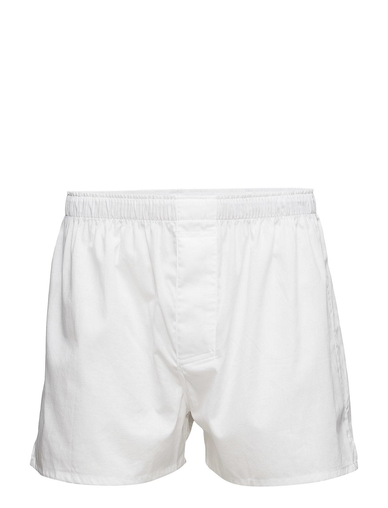 Woven Boxer Cheap Monday Boxershorts til Mænd i hvid