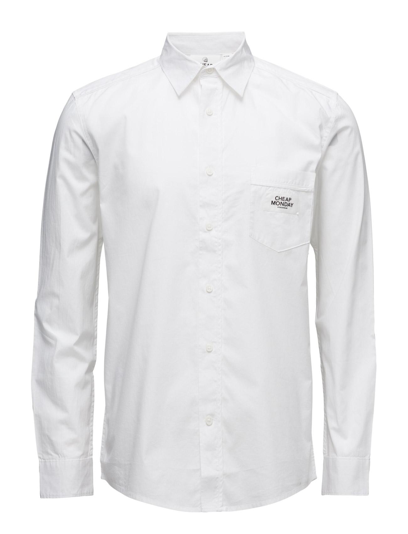 Avoid Shirt Cheap Monday Casual Skor