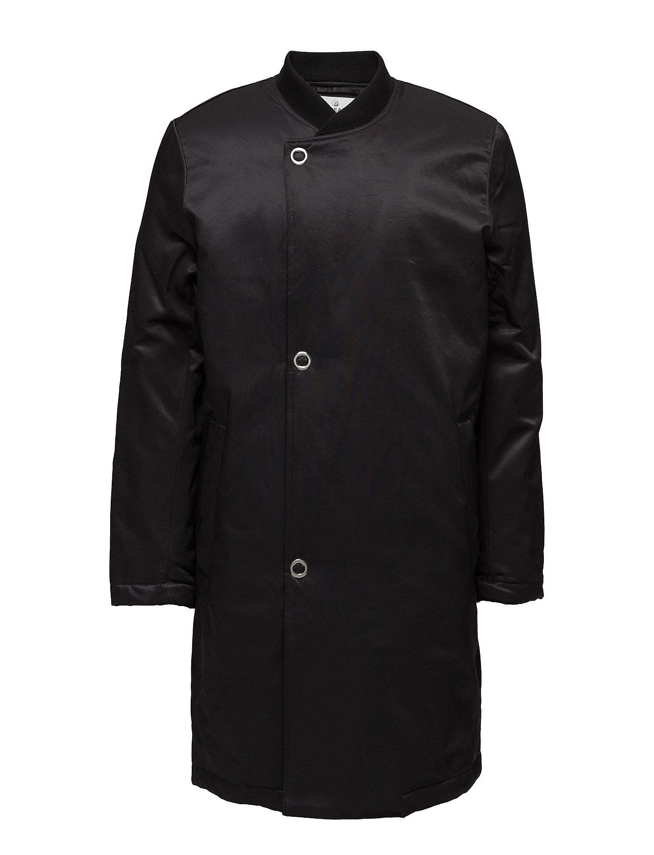 Tucked Coat Cheap Monday Jakker til Herrer i Sort