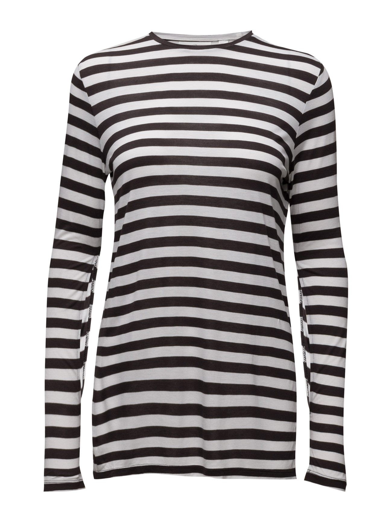 Road Top Cage Stripe Cheap Monday Langærmede til Damer i hvid