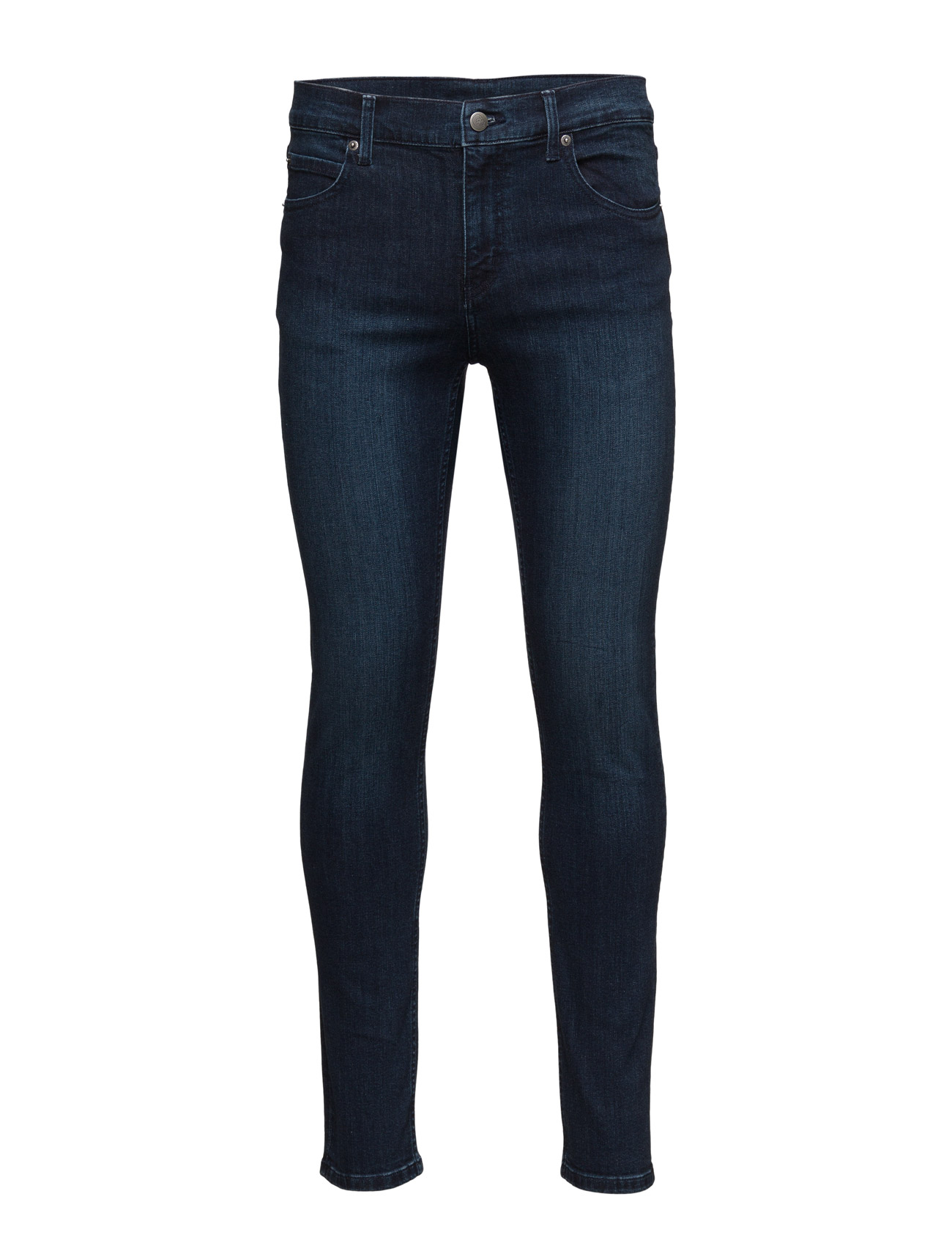 Tight Ink Blue Cheap Monday Jeans til Unisex i